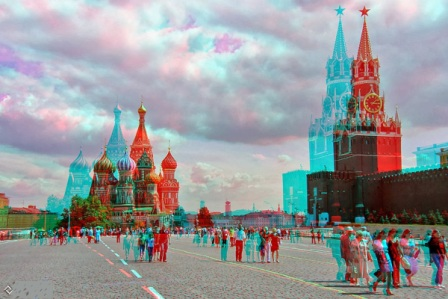 moscow 3D