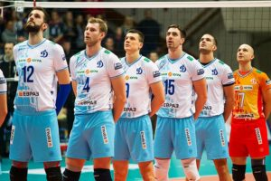 dinamo mosca volley maschile